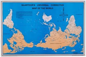 mcarthur universal corrective maps